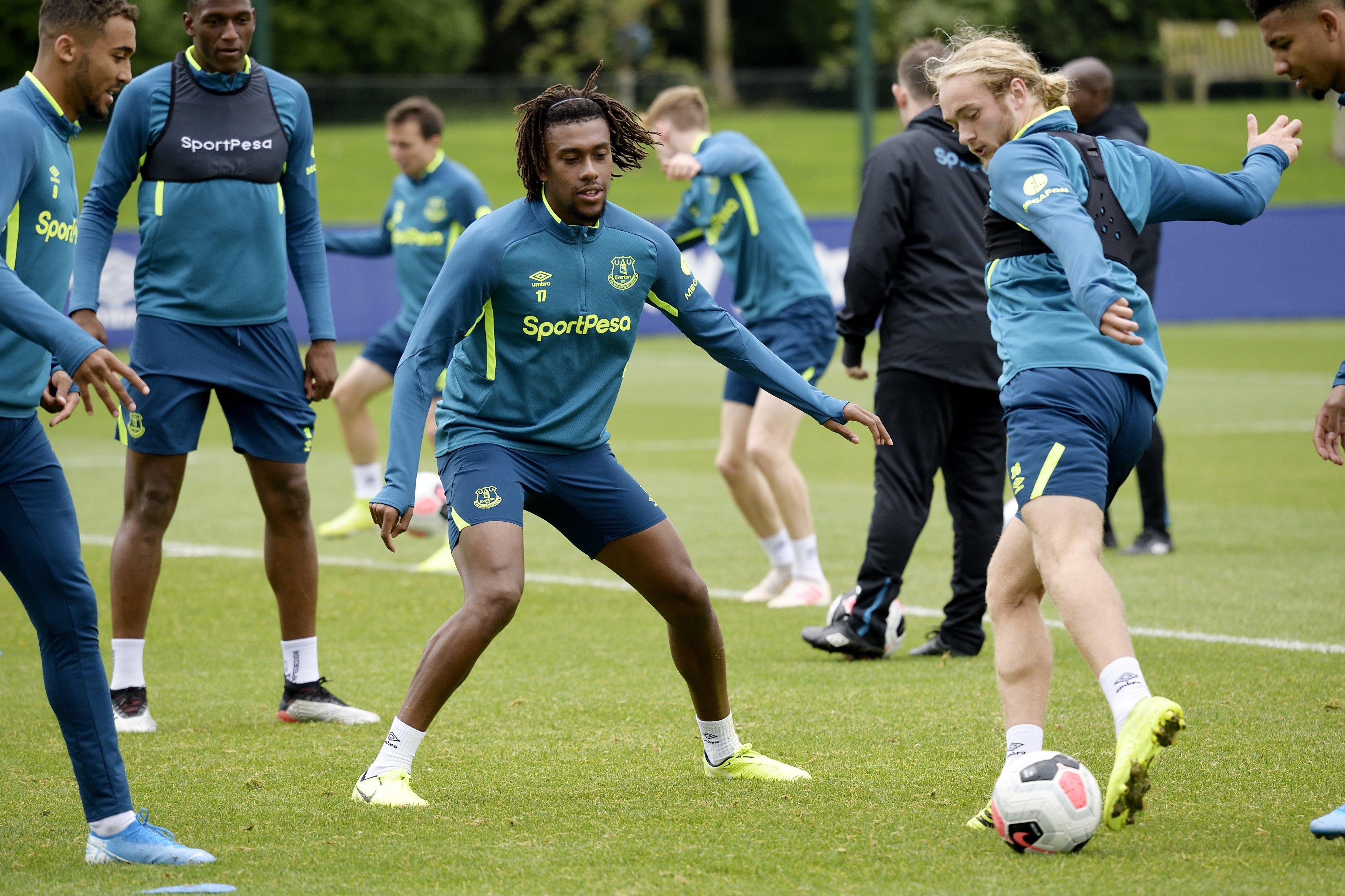 Marco Silva says Iwobi not ready for Everton debut