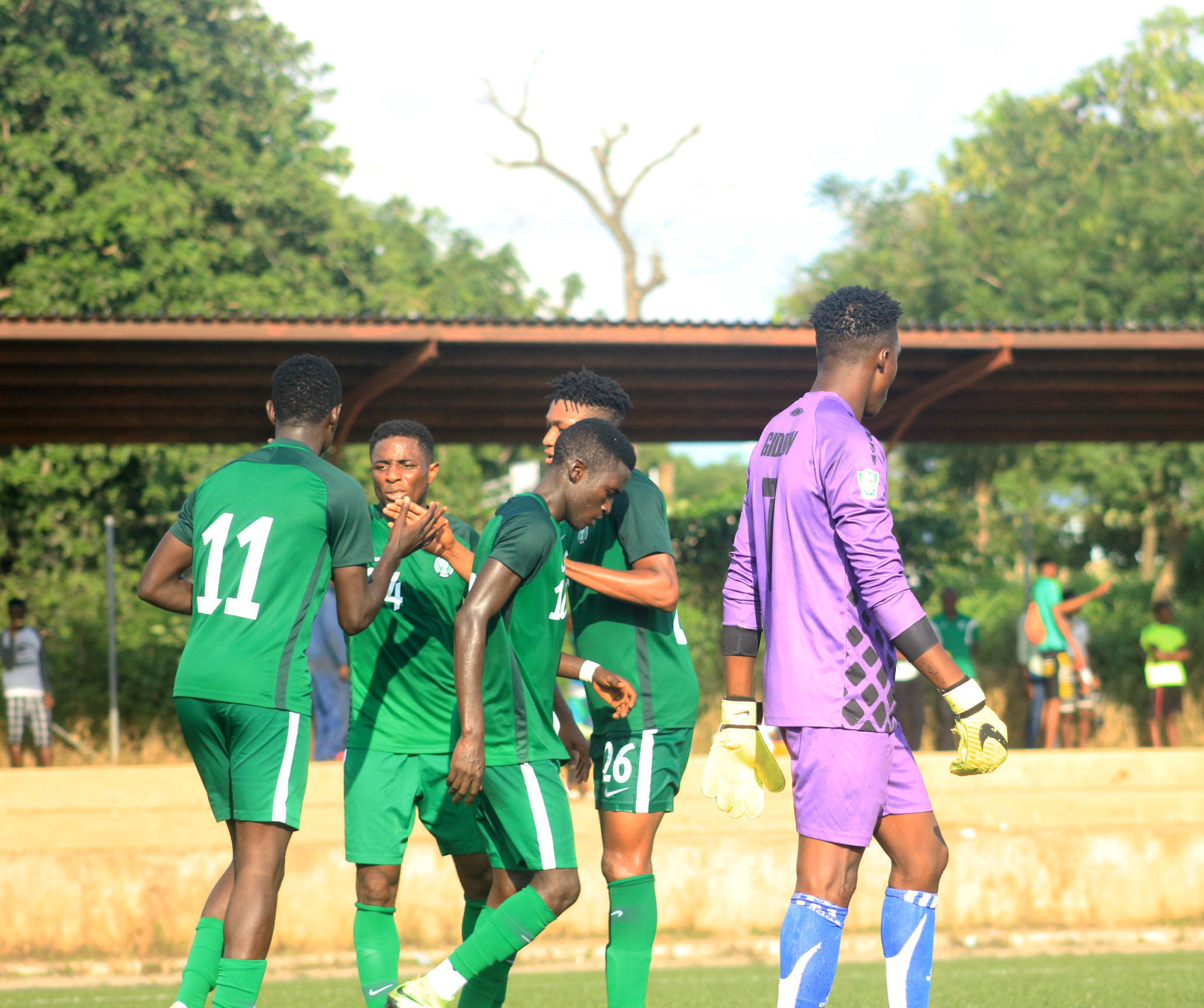 Ogundare excited with penalty heroics