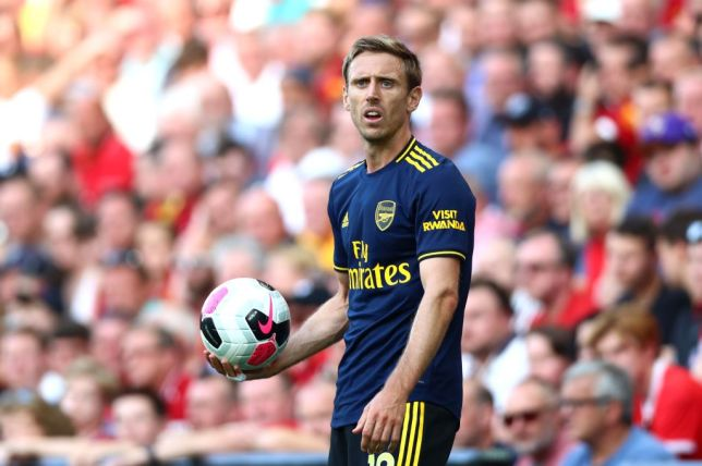 Nacho Monreal completes move to Real Sociedad