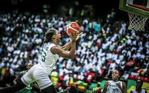 Reigning champions Nigeria reach FIBA Women's AfroBasket final