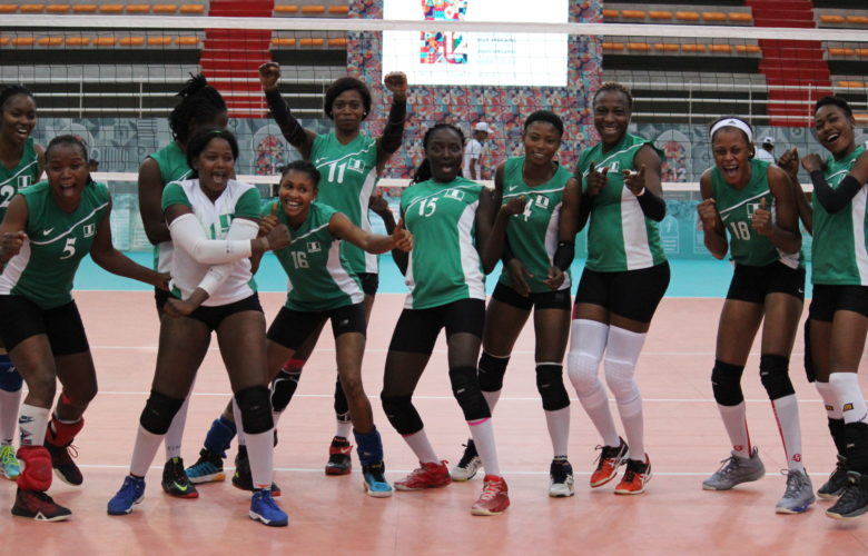 12th African Games: Team Nigeria moves to 3rd spot as medal haul increases to 64