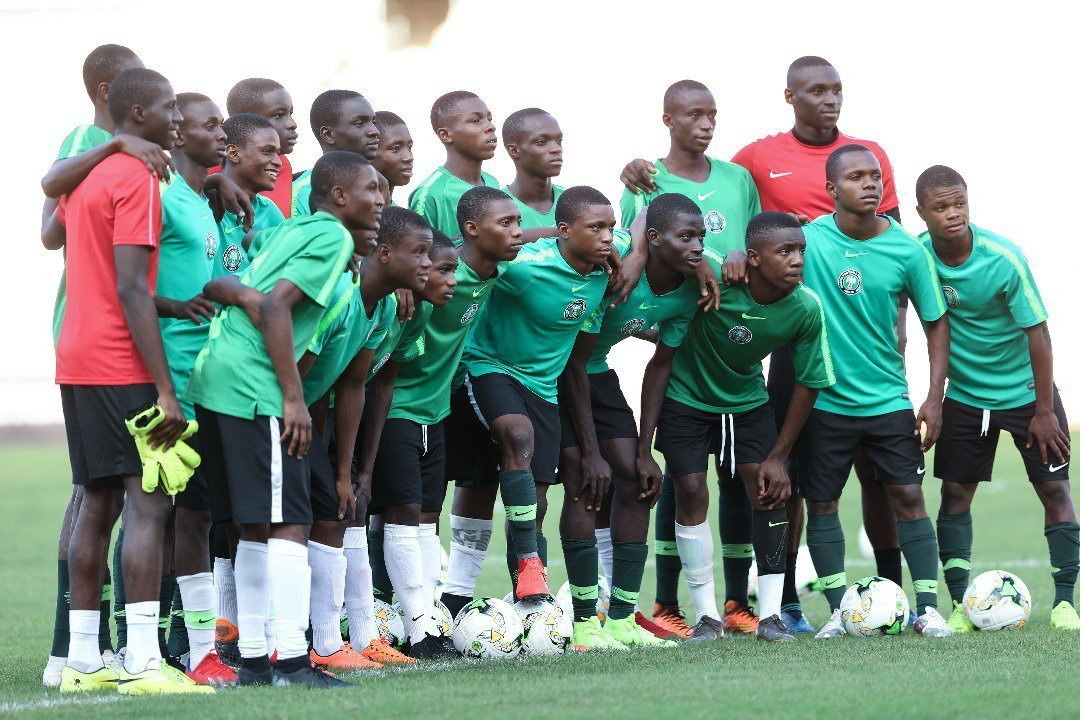 U17 World Cup: Golden Eaglets' camp to open soon, says Ugbade