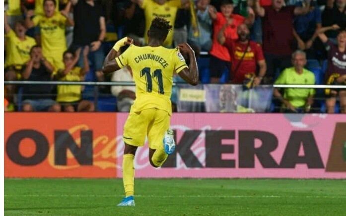Chukwueze Rescues Villarreal In Eight-Goal Thrilling Game Against Granada