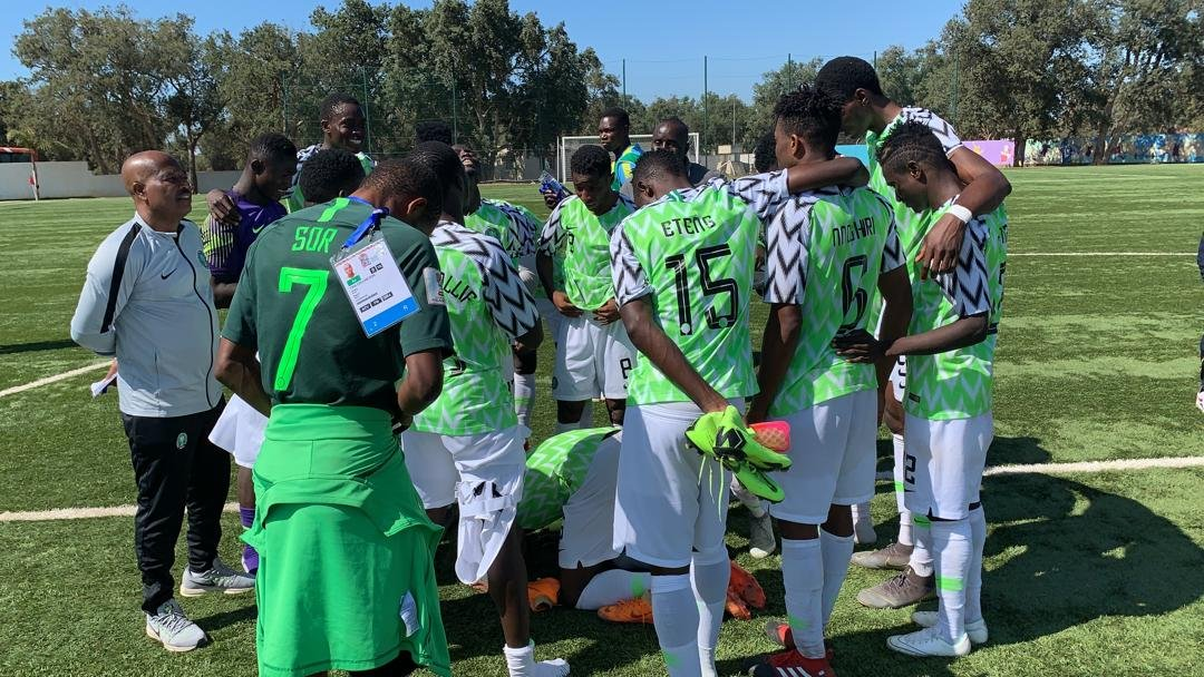 Burkina Faso will face a different Flying Eagles team in Gold medal match – Ogundare