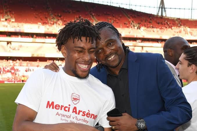 Kanu Backs Iwobi To Succeed At Everton
