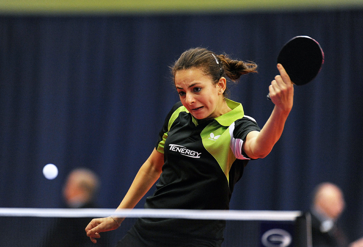 Egyptian star Meshref hopes Egypt beat Nigeria to Gold in Men & women Team table tennis final