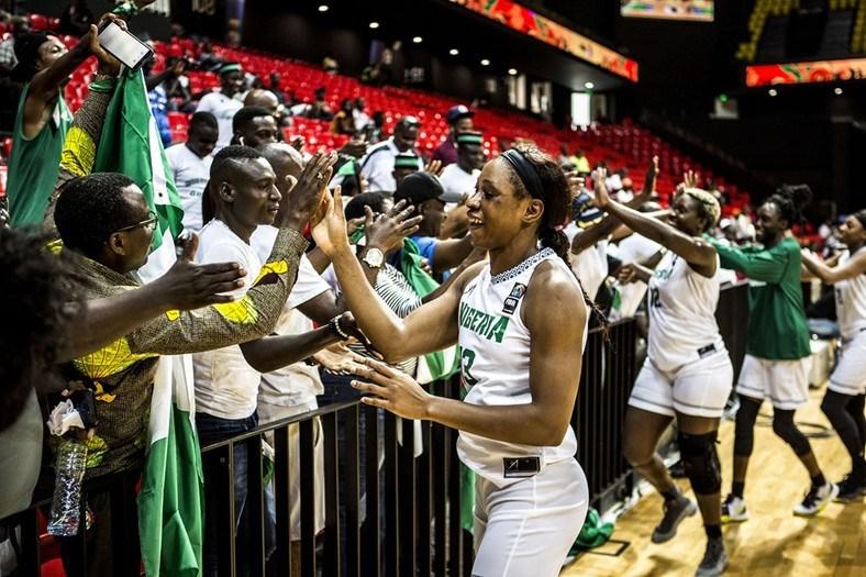 African Champions D'Tigress Arrive Nigeria