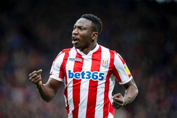 Etebo Stars In Stoke City's Carabao Cup win over Leeds