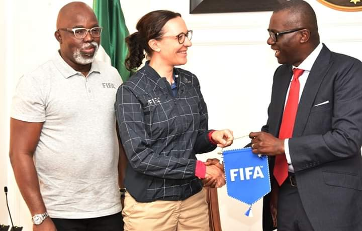 Lagos fully committed to hosting FIFA U20 Women's World Cup – Sanwo-Olu - Latest Sports News In Nigeria - Brila