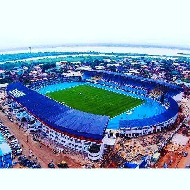 Stephen Keshi Stadium Gets FIFA Nod For U-20 Women's World Cup