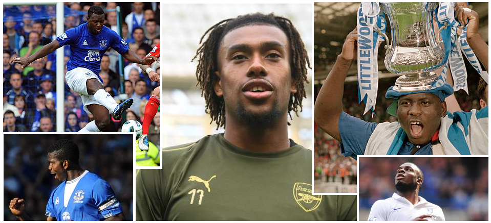 Amokachi's FA Cup Heroics, Aiyegbeni's goal record… a few records Iwobi must match at Everton