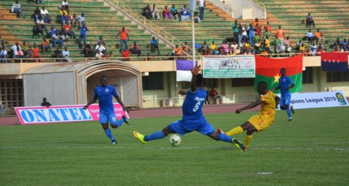 Enyimba downed by Champions League Minnows, Rahimo
