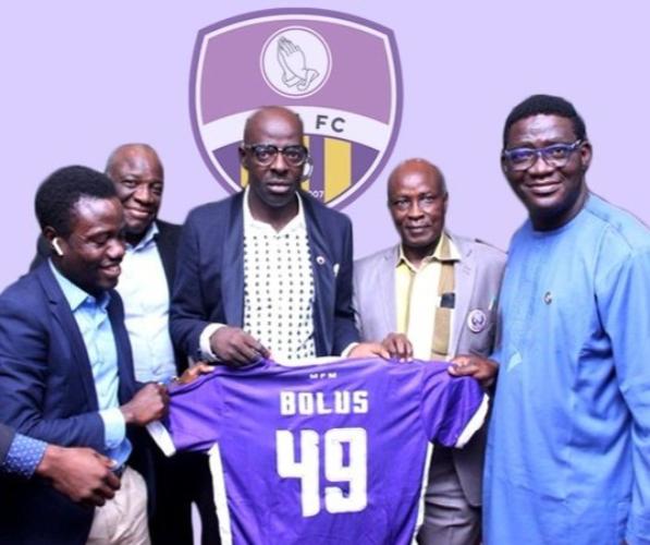MFM FC Is Work In Progress, Says Coach Bolus
