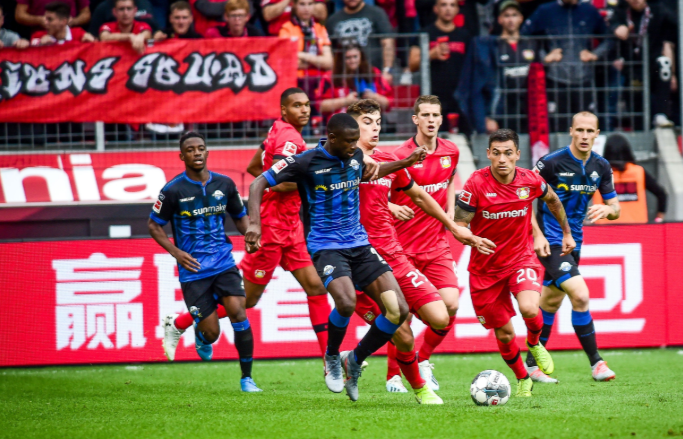 Jamilu Collins' Bundesliga debut ends sorely
