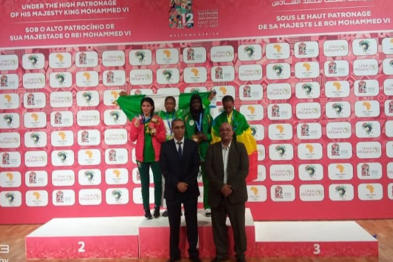 Nwosu delivers gold! defeats Taekwondo top seed and Moroccan golden girl Oumaima