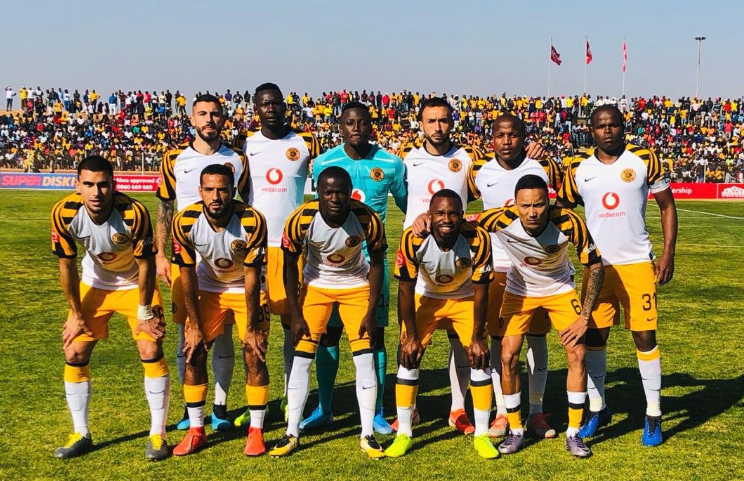 Akpeyi benched in Kaizer Chiefs' opening day win