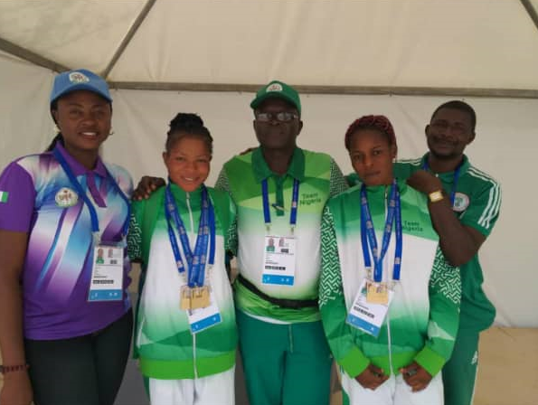 African Games: Canoeist roll in two more gold medals for Nigeria