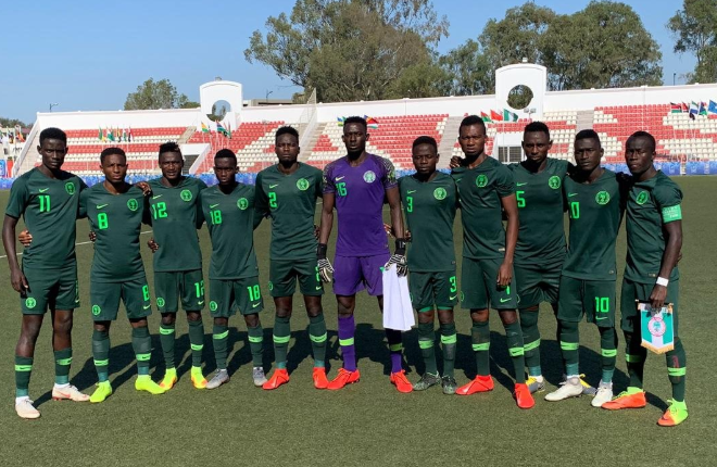 African Games: Nigeria's 46-year wait for men's football gold continues, lose 2-0 to Burkina Faso