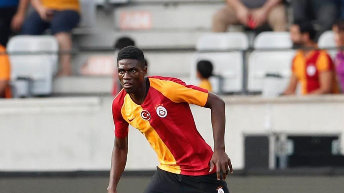 Ozornwafor joins Spanish side Almeria on loan from Galatasaray