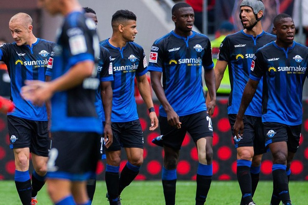 Collins Delighted To Make His Bundesliga Bow With Paderborn