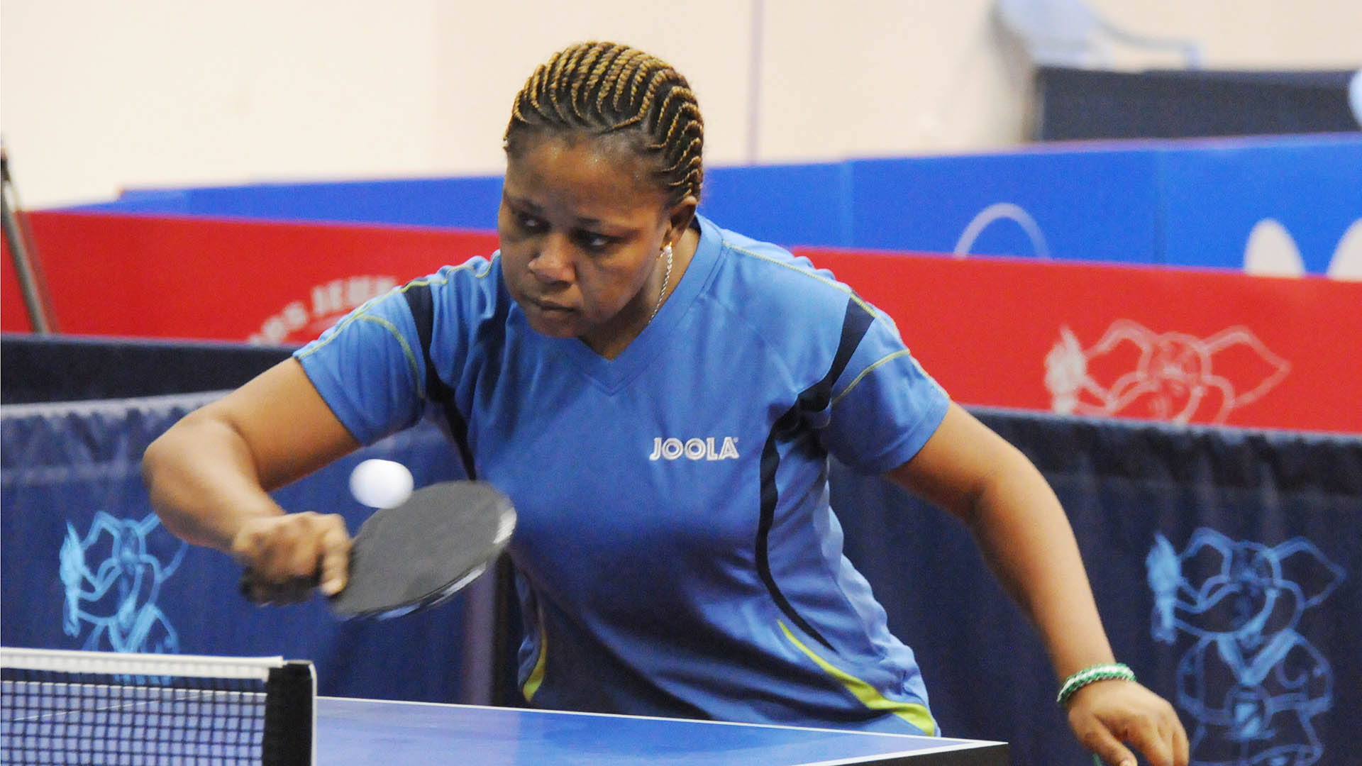 Gold medalist Akpan recounts scary semi final win over Egypt in women's table tennis doubles