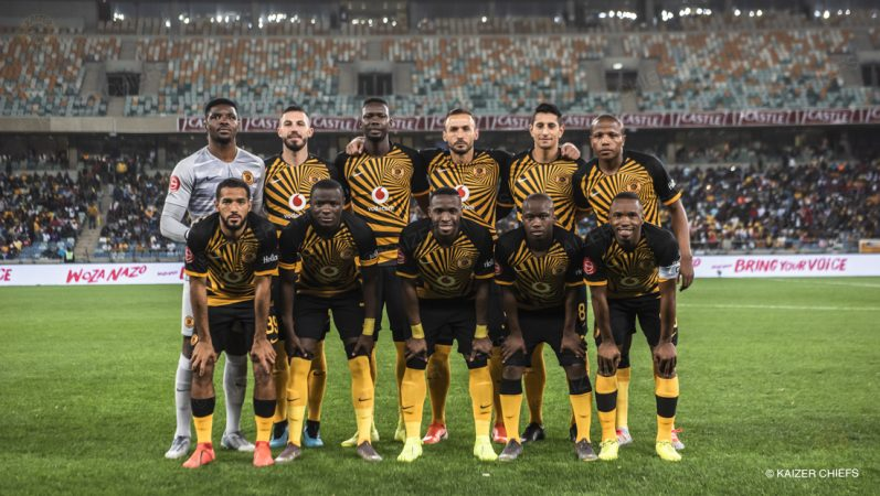 Kaizer Chiefs top PSL table thanks to penalty Hero Akpeyi