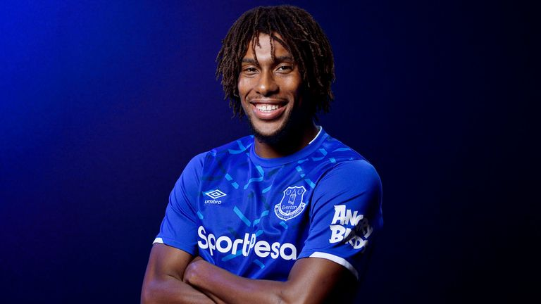 Everton's Offer Too Attractive To Turn Down – Iwobi