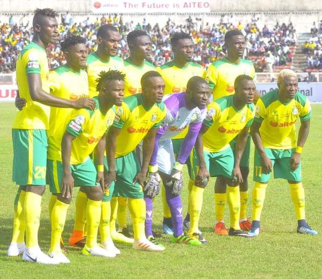 Pillars sorry for CAF Champions league preliminary round exit – Yaro