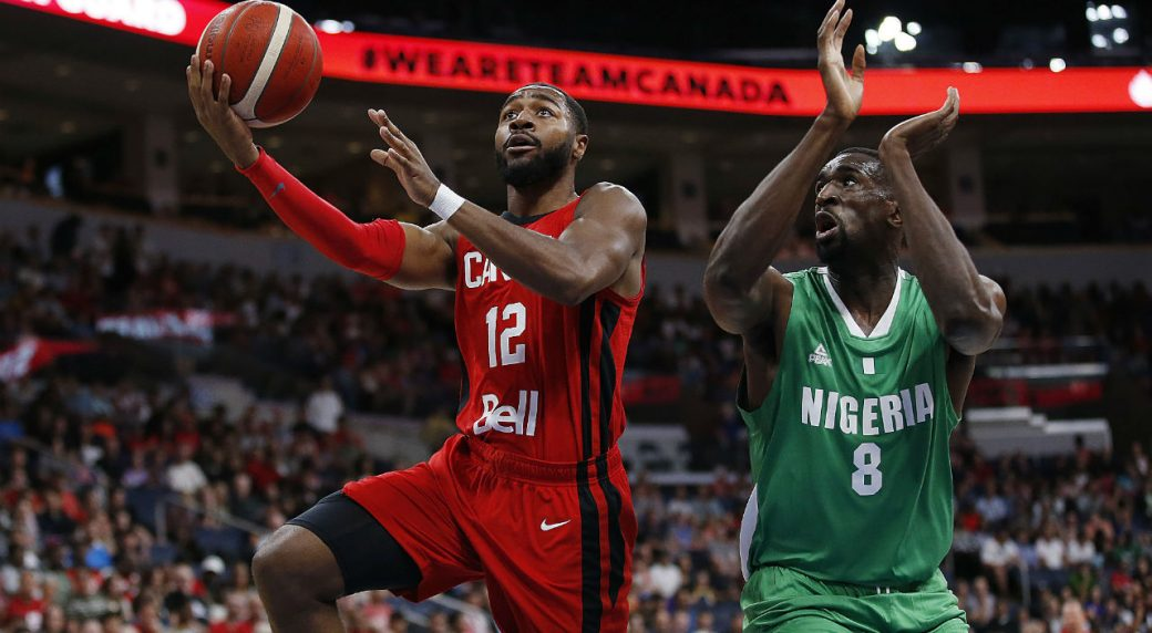 Udoh says the rest of the world should take note of Nigeria D'tigers