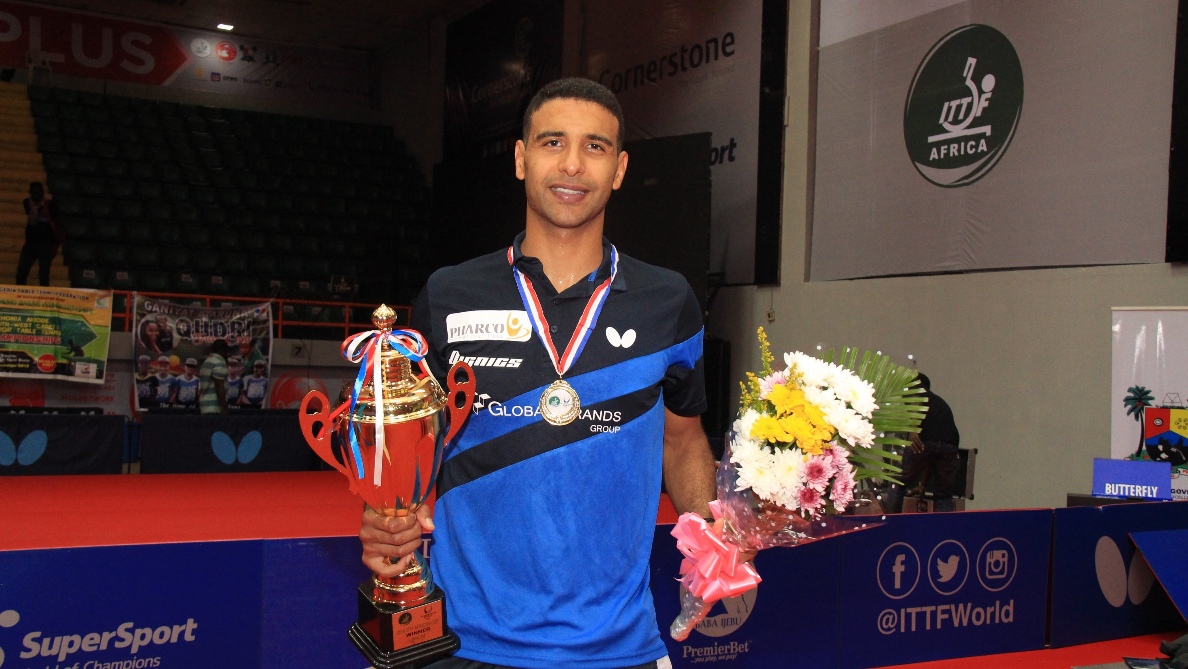 ITTF: Egyptians Crowned African Cup Champions In Lagos