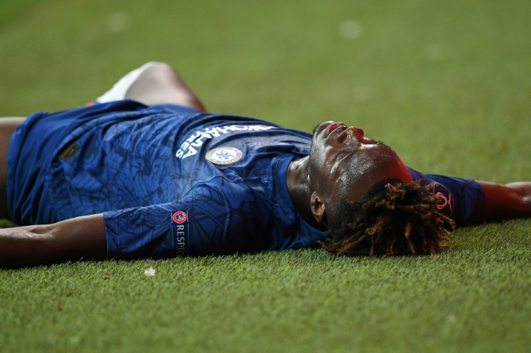 Lampard backs Tammy despite crucial penalty miss in Super Cup loss