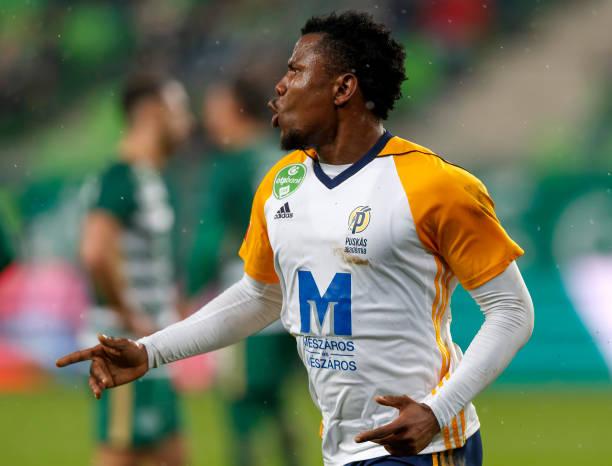 Nigerian midfielder destroys Nwobodo's Ujpest in season opener