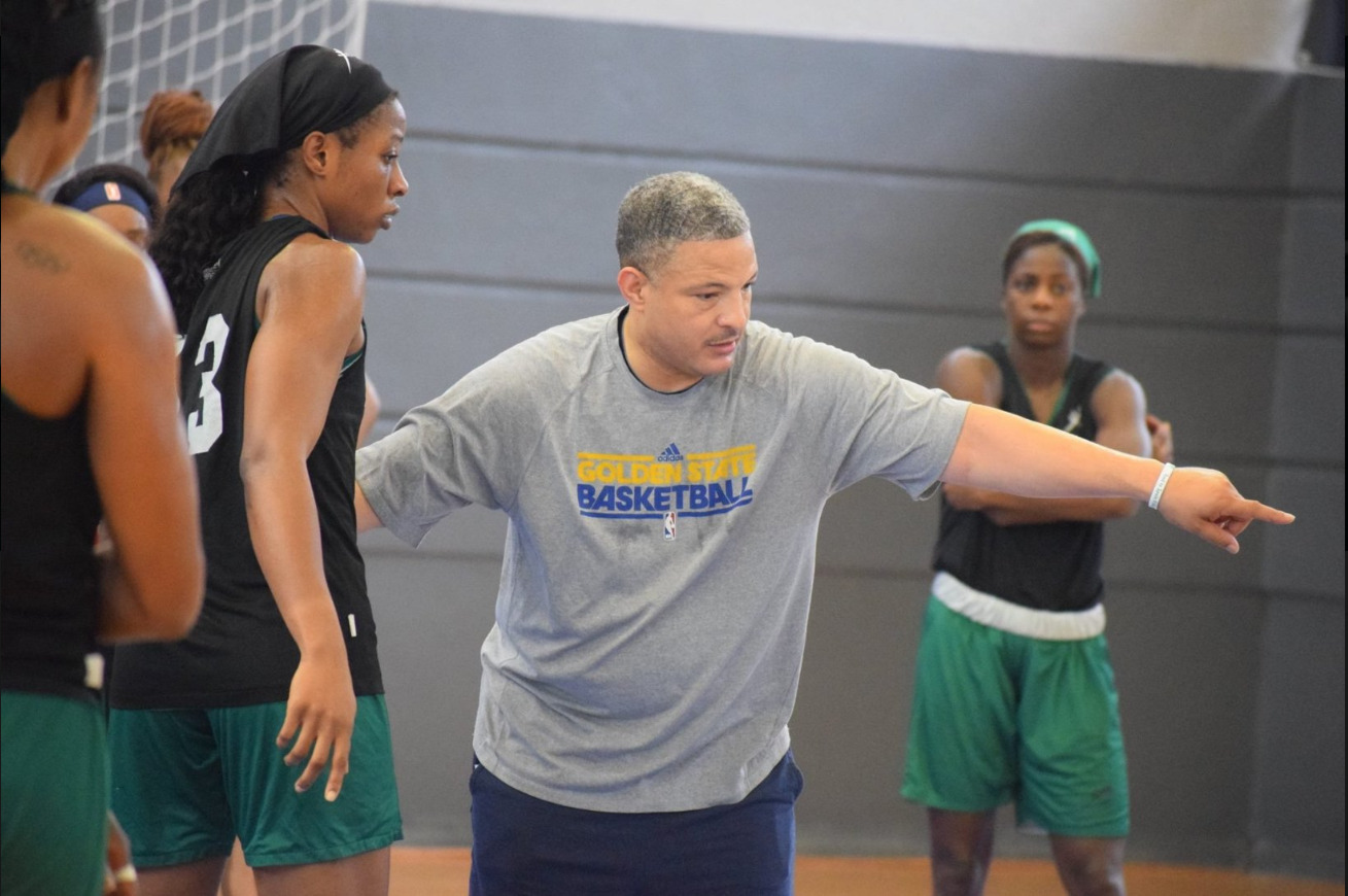 D'Tigress coach Hughley calls for support ahead Afrobasket title defence