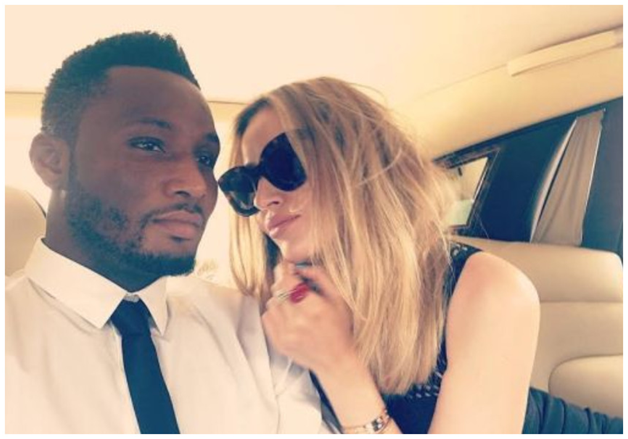Mikel and Russian baby mama may split over Trabzonspor move