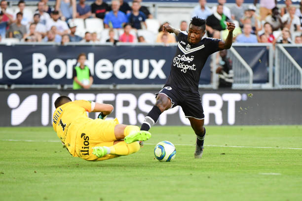 Bordeaux coach slams Samuel Kalu's attitude to work