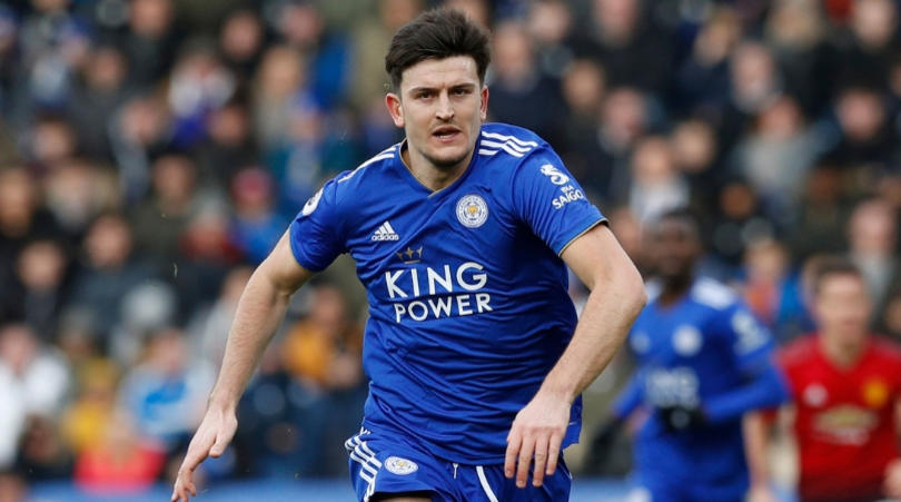 Maguire arrives Carrington for Manchester United medical