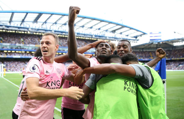 Ndidi is fit and in contention to feature in Leicester City's