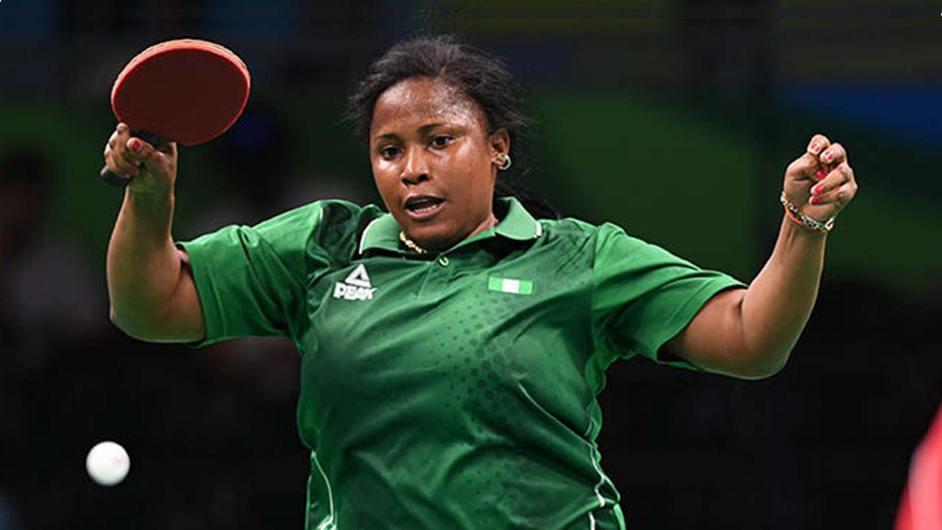 Offiong relishes Gold medal win in women Table Tennis doubles