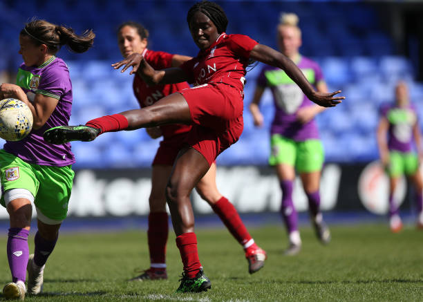 Netted 14 goals in a single game… Rinsola Babajide is the new toast of Liverpool