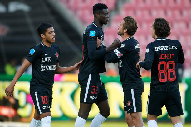 FC Midtjylland Manager leaves Onuachu out of squad