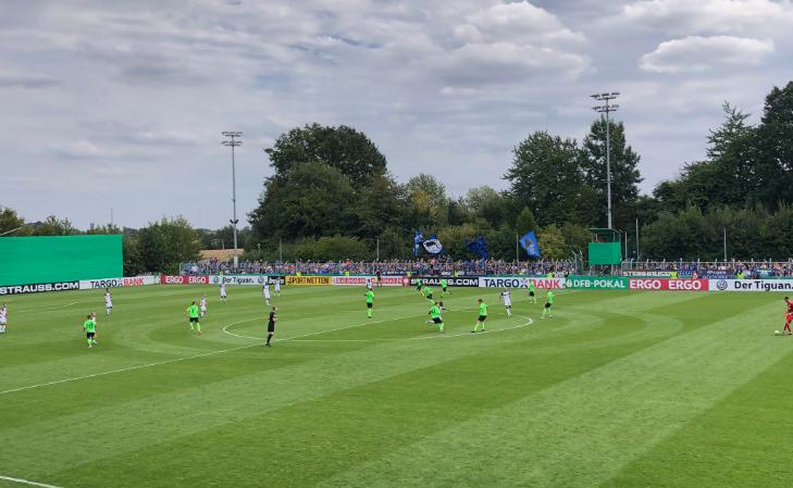 Super Eagles defender scores in DFB-Pokal decider for Paderborn