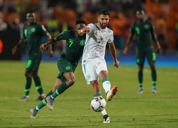 """Mahrez caught in alleged doping scandal, Algerian used """"unknown medication"""" during AFCON"""