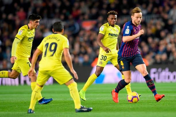 Villarreal upgrade Chukwueze hands him Famous number