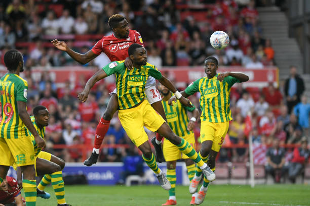Why I rejected Crystal Palace – Semi Ajayi
