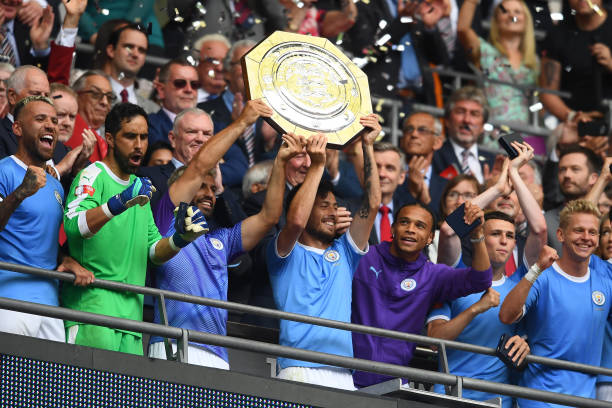 King in England! Guardiola completes Trophy sweep with Community Shield Win