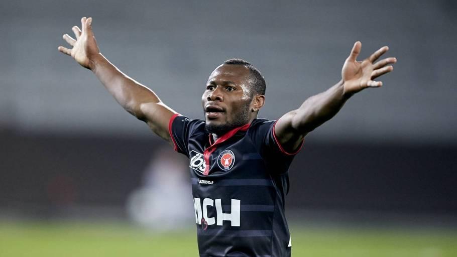 Nigeria striker Sly Igboun reveals season target