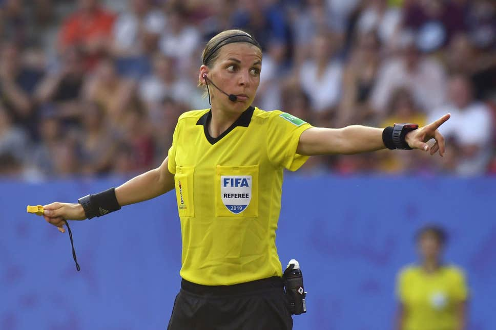 Female French referee Stéphanie Frappart to officiate UEFA Super Cup