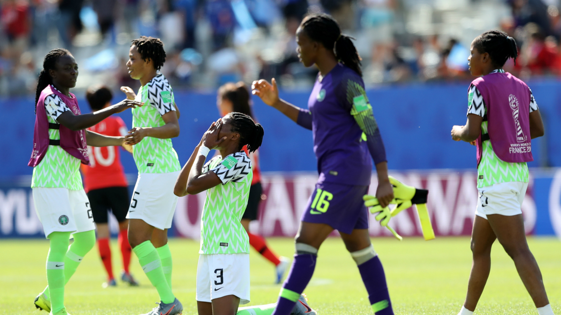 Africa deserves more than a slot addition after FIFA women's world cup expansion – Okon