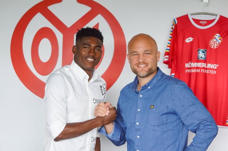 Awoniyi passes Mainz 05 medical, will immediately join first team training