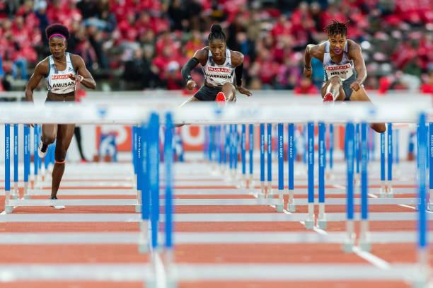Tobi Amusan sets African Games Target